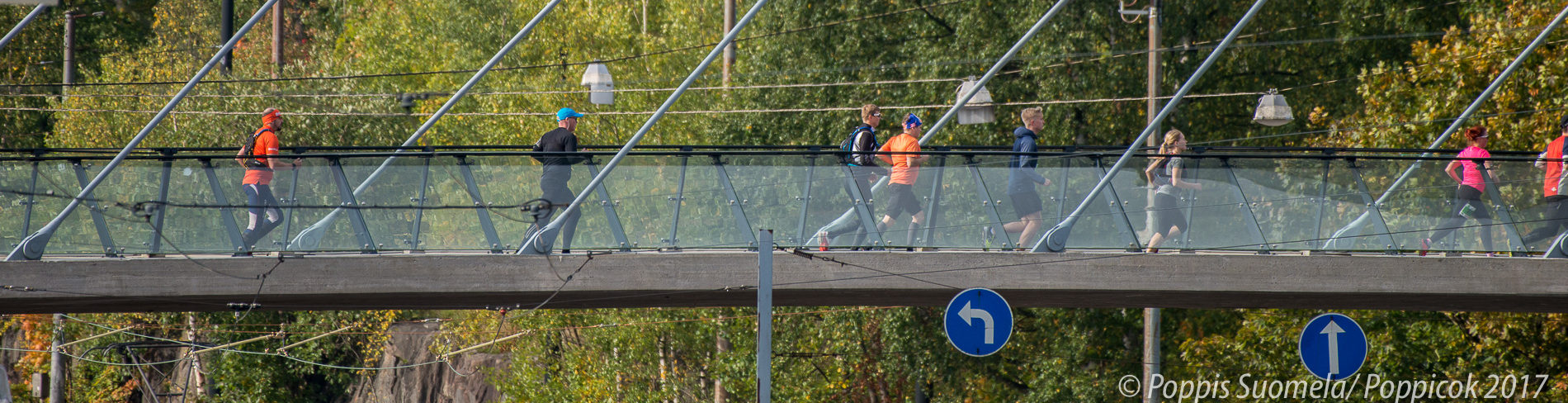 Helsinki City Trail